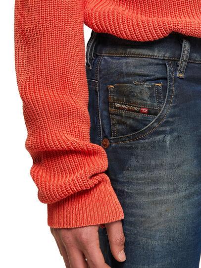 Diesel - Krooley JoggJeans® 069WR, Blu Scuro - Jeans - Image 3