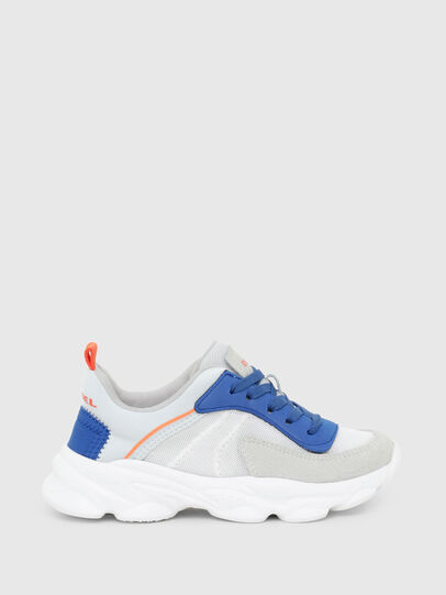 Diesel - S-SERENDIPITY LC YO, Blanc/Bleu - Footwear - Image 1