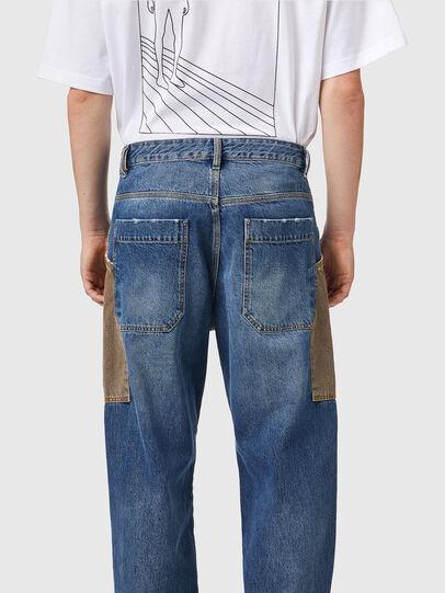 Diesel - D-Franky 0GCAY, Bleu moyen - Jeans - Image 5