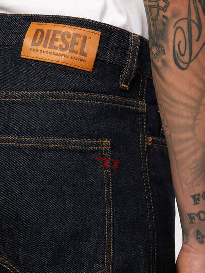 Diesel - D-Macs 009HP, Dunkelblau - Jeans - Image 3