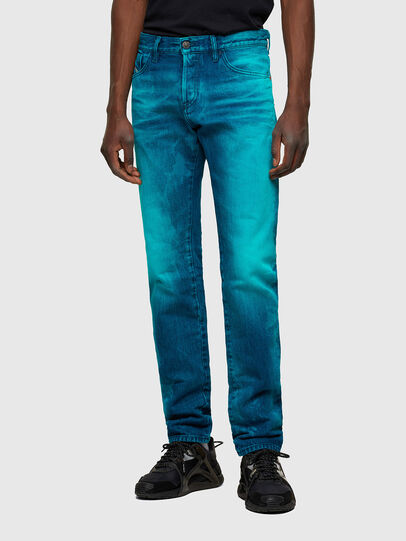 Diesel - D-Kras 009VK, Azur - Jeans - Image 1