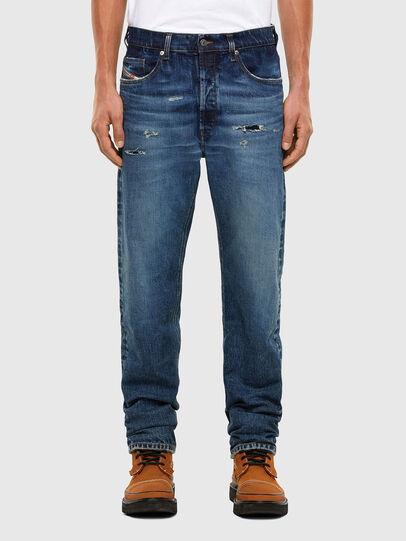 Diesel - D-Macs 0079P, Bleu Foncé - Jeans - Image 1