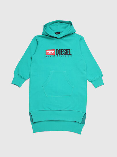 Diesel - DILSEC, Azurblau - Kleider - Image 1