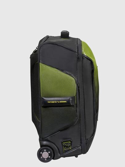 Diesel - KA2*69008 - PARADIVE, Schwarz/Gelb - Reisetaschen mit Rollen - Image 8
