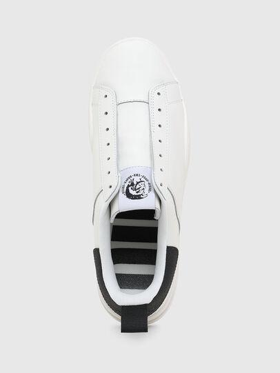 Diesel - S-CLEVER SO, Weiß/Schwarz - Sneakers - Image 6