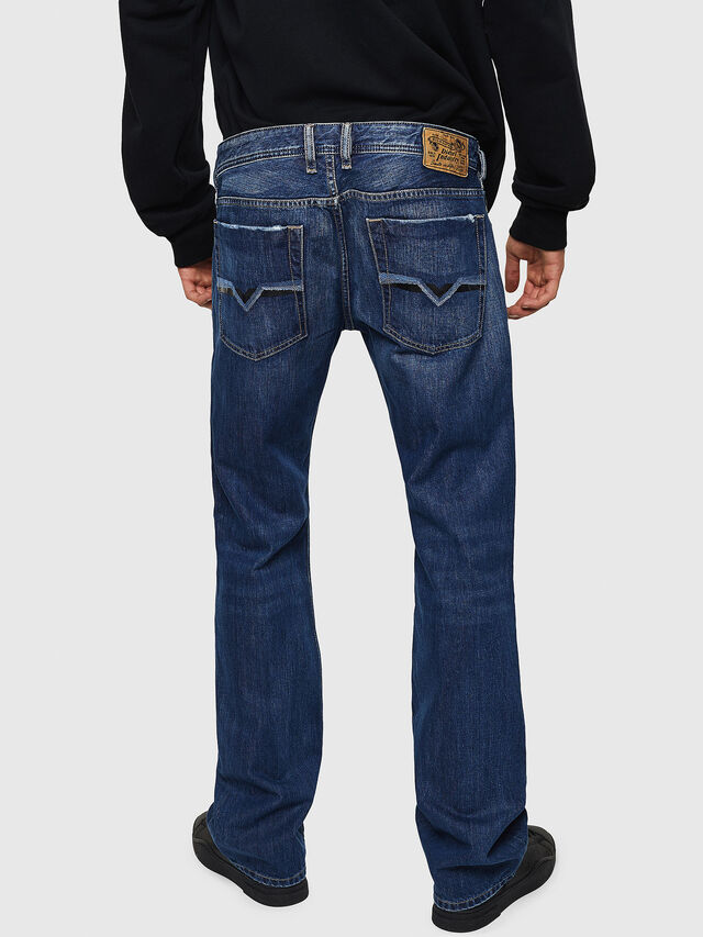 ZATINY 008XR, Jeansblau