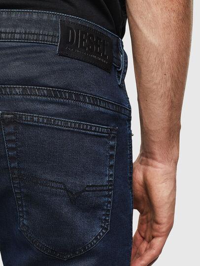 Diesel - Thommer JoggJeans 069MG, Dunkelblau - Jeans - Image 4
