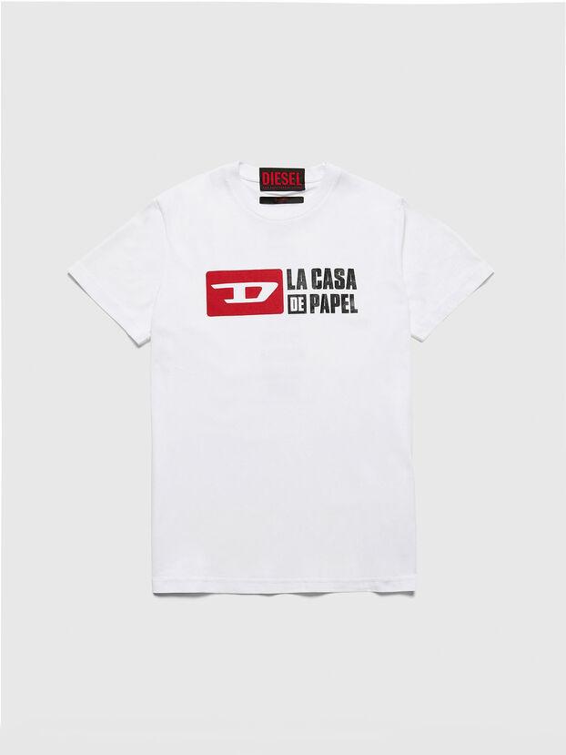 LCP-T-DIEGO-CASA, Weiß - T-Shirts