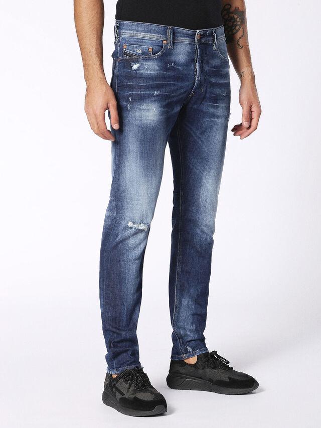 TEPPHAR 084MX, Jeansblau
