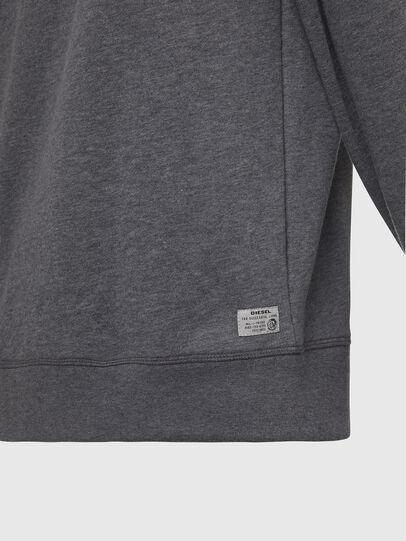 Diesel - UMLT-WILLY, Grau - Sweatshirts - Image 4