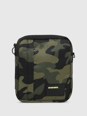 ODERZO, Camouflagegrün - Schultertaschen