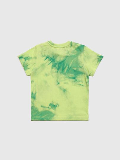 Diesel - TIMMYB, Grün - T-Shirts und Tops - Image 2