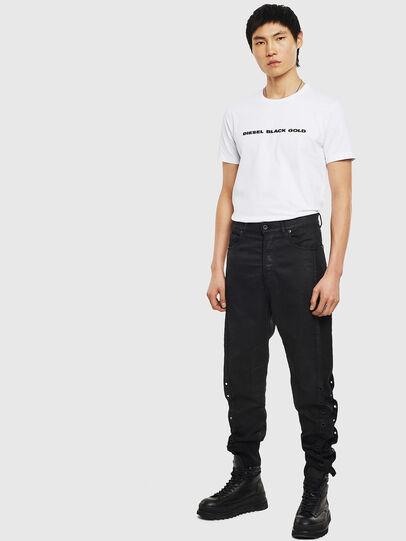 Diesel - T-TYRITE, Weiß - T-Shirts - Image 4