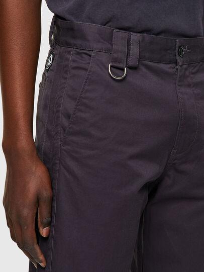 Diesel - P-FRANCIS, Blu - Pantaloni - Image 4