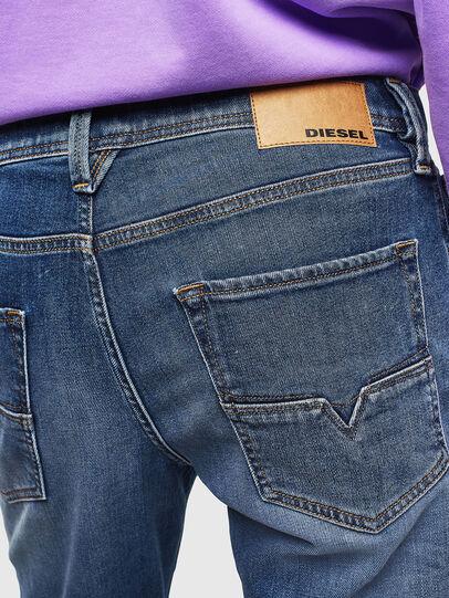 Diesel - Larkee-Beex 0096E, Mittelblau - Jeans - Image 5