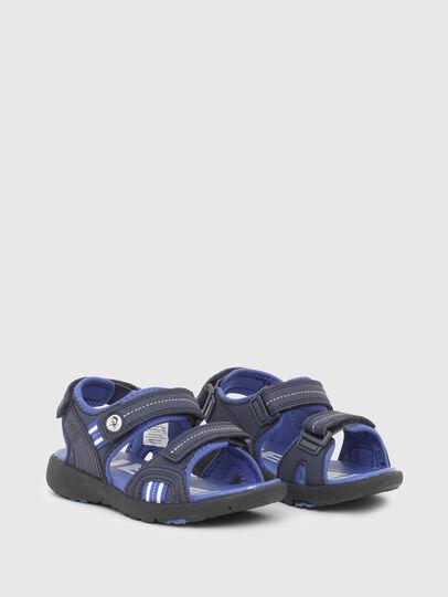 Diesel - S-ANDAL CH, Bleu - Footwear - Image 2