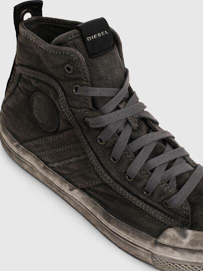 Diesel - S-ASTICO MID LACE, Dunkelgrau - Sneakers - Image 4