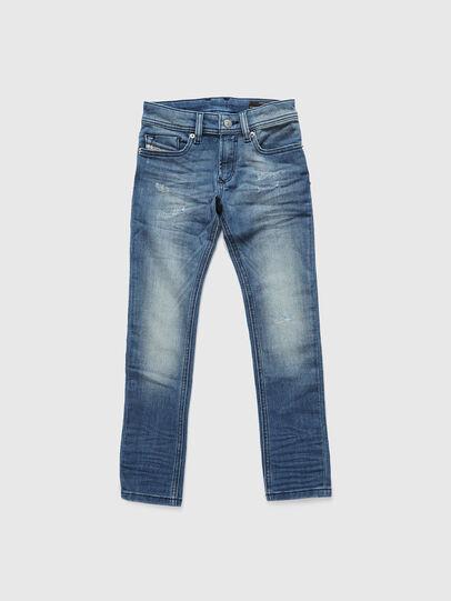 Diesel - SLEENKER-J JOGGJEANS-N, Mittelblau - Jeans - Image 1