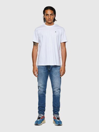 Diesel - T-JUST-ROMOHI, Blanc - T-Shirts - Image 4