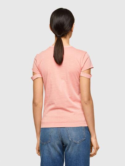 Diesel - T-BULLOCK-A1, Rose - T-Shirts - Image 2