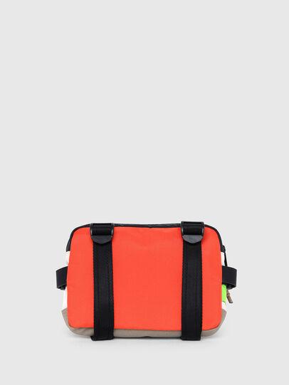 Diesel - DRESSLEK, Blanc/Orange - Sacs en bandoulière - Image 2