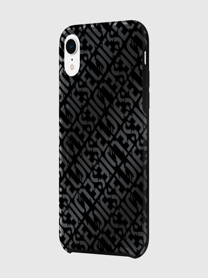 Diesel - DIESEL PRINTED CO-MOLD CASE FOR IPHONE XR, Schwarz - Schutzhüllen - Image 5