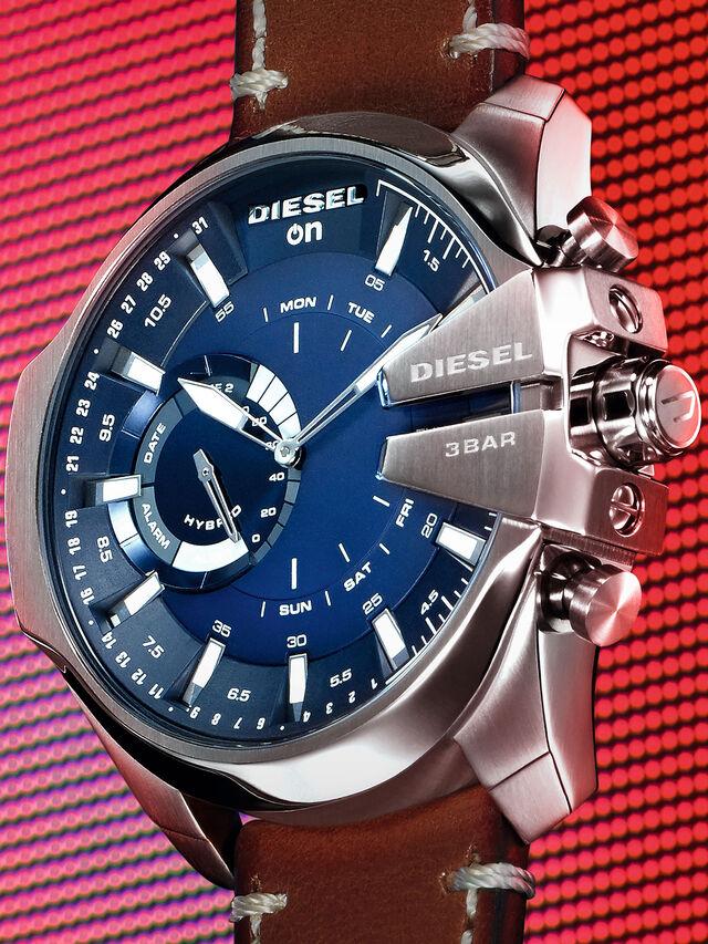 Diesel - DT1009, Braun - Smartwatches - Image 2