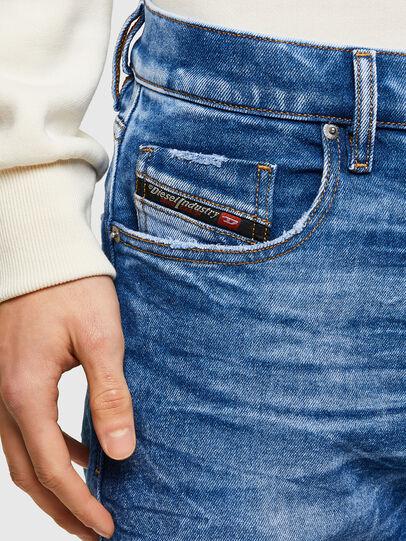 Diesel - D-Strukt 009MH, Bleu Clair - Jeans - Image 5