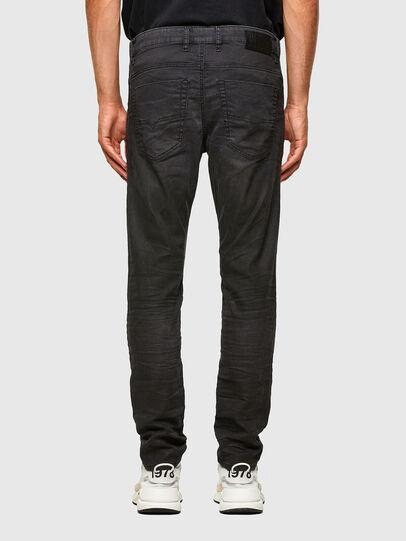 Diesel - KROOLEY JoggJeans® 069QL, Schwarz/Dunkelgrau - Jeans - Image 2