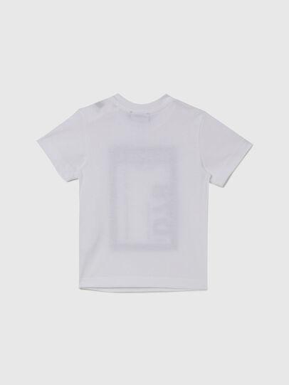 Diesel - TFULL78B, Weiß - T-Shirts und Tops - Image 2