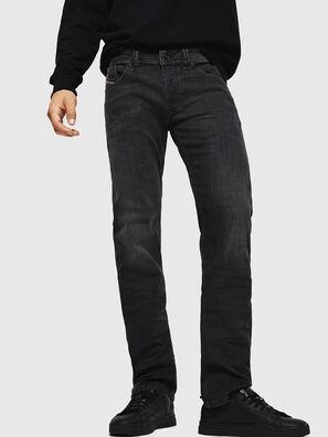 Larkee 0687J, Schwarz/Dunkelgrau - Jeans
