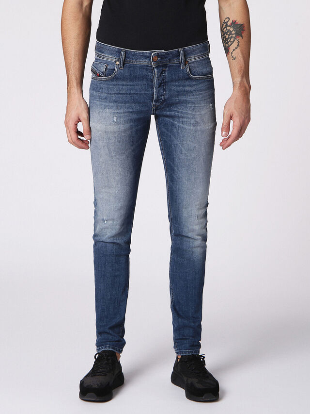 SLEENKER 084QJ, Jeansblau