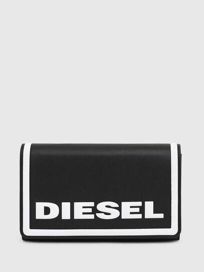 Diesel - DIPSEVOLUTION, Schwarz/Weiß - Continental Portemonnaies - Image 1