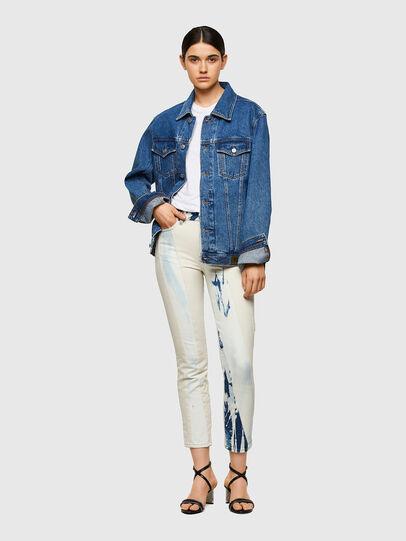 Diesel - D-Joy 009UX, Bleu moyen - Jeans - Image 5