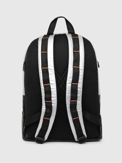 Diesel - RODYO PAT, Silver - Backpacks - Image 2