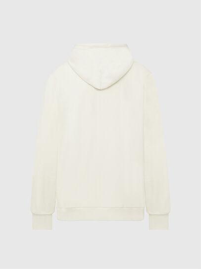 Diesel - S-GIRK-HOOD-MOHI, White - Sweaters - Image 2