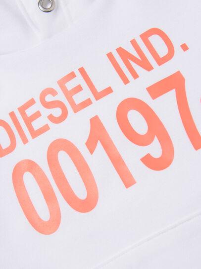Diesel - SGIRKHOOD OVER, Weiß - Sweatshirts - Image 3