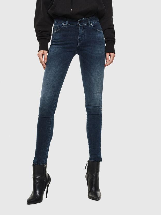 Slandy 084UT, Dunkelblau - Jeans