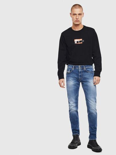 Diesel - Thommer 0096D, Hellblau - Jeans - Image 6