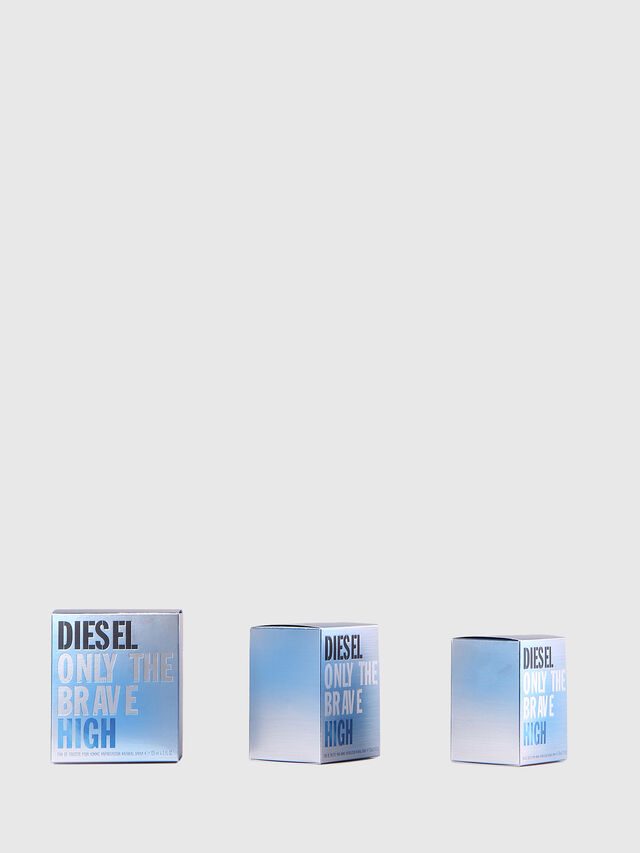 Diesel - ONLY THE BRAVE HIGH  125ML, Blau - Only The Brave - Image 3