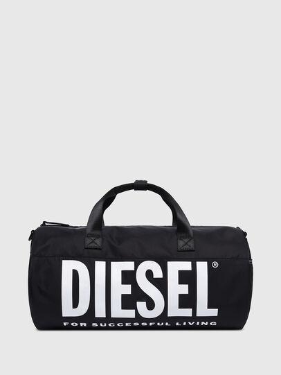 Diesel - BOLD DUFFLE, Schwarz - Taschen - Image 1