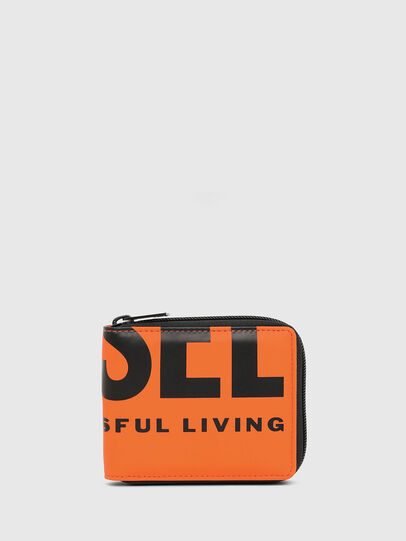 Diesel - ZIPPY HIRESH S, Orange - Portemonnaies Zip-Around - Image 1