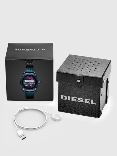 Diesel - DT2020, Blu - Smartwatches - Image 5