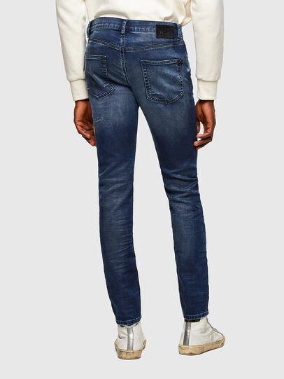Diesel - D-Strukt JoggJeans® 069SL, Blu Scuro - Jeans - Image 2
