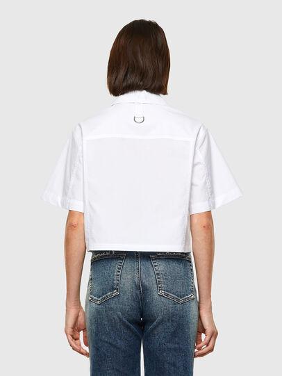 Diesel - C-ADARA-A, Blanc - Chemises - Image 2