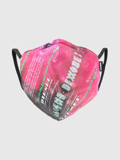 Diesel - FACEMASK-UNIVERSE-PI, Rose - Other Accessories - Image 1