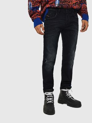 D-Bazer 0679R, Schwarz/Dunkelgrau - Jeans