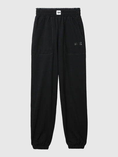 Diesel - UFLB-TOOL, Noir - Pantalons - Image 1