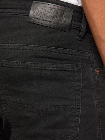 Diesel - Thommer JoggJeans® 009IC, Schwarz/Dunkelgrau - Jeans - Image 4