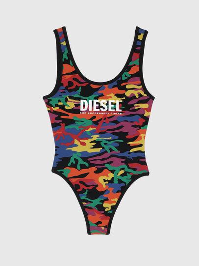 Diesel - UFBY-BODY-P, Multicolore - Bodys - Image 4